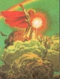 Славянские боги, язычество, Перун, Сварог, Ярило