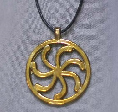 Коловрат, символы России, язычество, солнцеворот